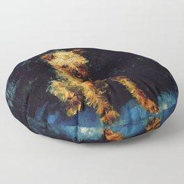 """Henri de Toulouse-Lautrec """"Margot"""" Floor Pillow"""