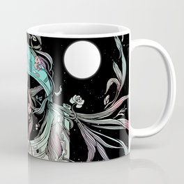 Life is Invading My Space Coffee Mug