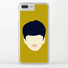 B.A.P Youngjae Clear iPhone Case