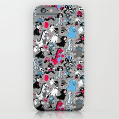 Alt Monster March (Gray) Slim Case iPhone 6