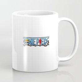 Straw Hat Pirates -  Minamalist (Mugiwara No Ichimi) Coffee Mug