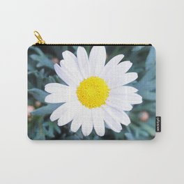SMILE - Daisy Flower #1 Carry-All Pouch