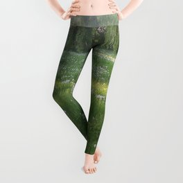 Lawn Wishes Leggings