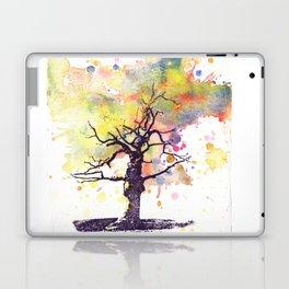 Alone Dead Tree Laptop & iPad Skin