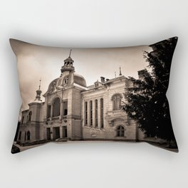 The Old Palace Rectangular Pillow