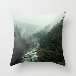 Landscape Photography 2 Throw Pillow