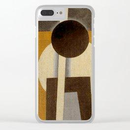 Lavrador (Farmer) Clear iPhone Case