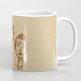 Yondu, Peter & Kraglin Coffee Mug