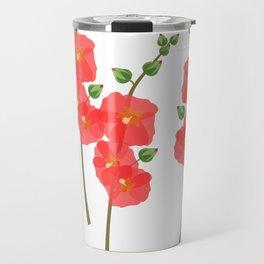 Poppin' Poppies Travel Mug