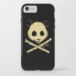 The Jolly Panda iPhone Case