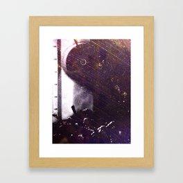 Awkwardized Hop Framed Art Print