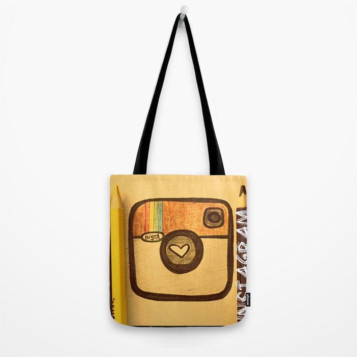 For Instagram Lovers ;) Tote Bag
