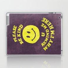 Remind Me Laptop & iPad Skin