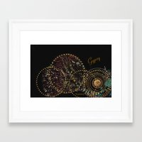 gypsy Framed Art Prints featuring Gypsy by Sherri of Palm Springs   Art and Design