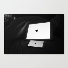 apple product Canvas Print