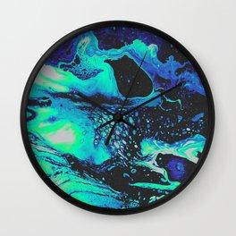 ABATTOIR BLUES Wall Clock