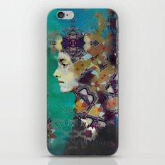Kelp Queen iPhone & iPod Skin