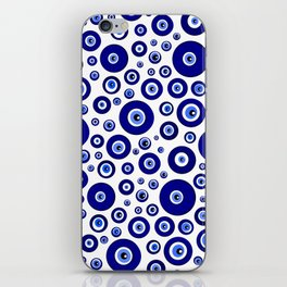 Evil eye Nazar iPhone Skin