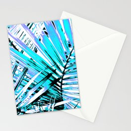 440 Neon Leaves Stationery Cards