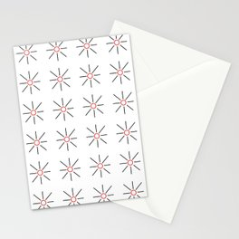 Sun and color 7 Stationery Cards