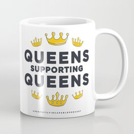 Perfect Queens Tote Coffee Mug