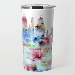 Cincinnati City Skyline Ohio Travel Mug