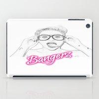 miley iPad Cases featuring Miley  by Arron Davis