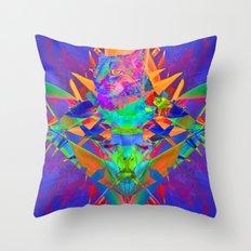 Adonis-Sir Parker Throw Pillow
