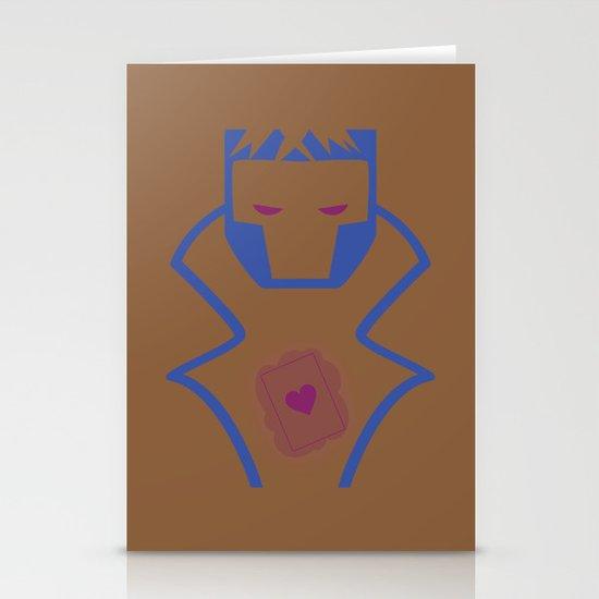 Gambit Minimalist Stationery Cards