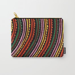 Mola Sunset Carry-All Pouch