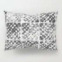 Crocheted Pillow Shams Society6