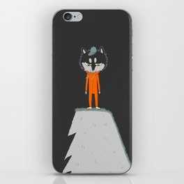 The Brightest Night iPhone Skin