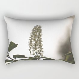 Blooming branch Rectangular Pillow