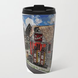 Vintage Service Station Travel Mug