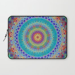 Boho City Mandala Laptop Sleeve