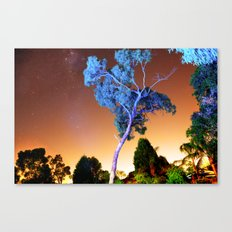 Creative Night  Canvas Print