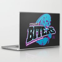 college Laptop & iPad Skins featuring Woodbury College by SilverBaX