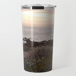 On the right path - Wildflowers bloom for those in love Travel Mug