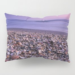 The Beach Of The Shells Pillow Sham