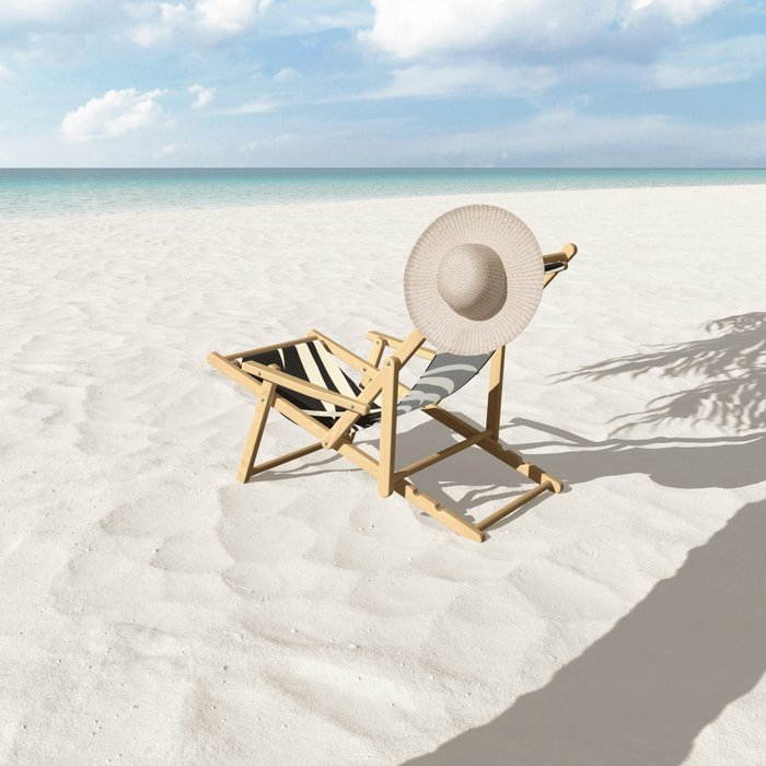 Tropical Sling Chair