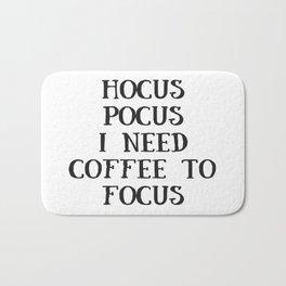 Hocus Pocus Bath Mat