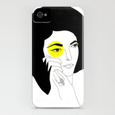 The Right Eye of Maria Callas Slim Case iPhone (4, 4s)