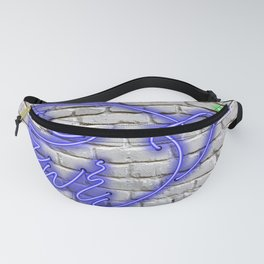 Peace Pigeon Brick- The Copy is a Hommage Fanny Pack