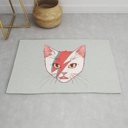 Stardust Kitty Rug