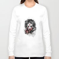 princess mononoke Long Sleeve T-shirts featuring princess mononoke by ururuty