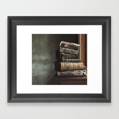 Manor B Framed Art Print