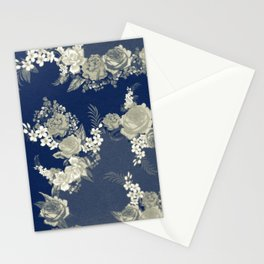 Antoinette Blues Stationery Cards