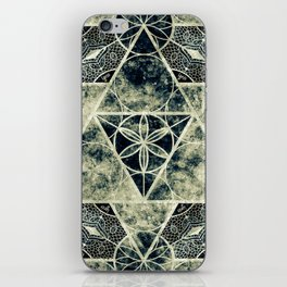 Sacred Geometry for your daily life -  Platonic Solids - IGNIS iPhone Skin