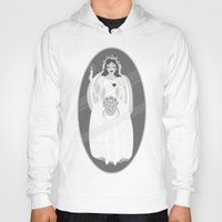 haunted mansion Hoodies featuring The Mansion Bride by Designed4dis
