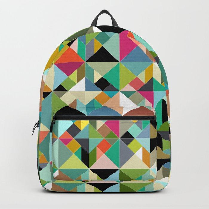 tangram geo multi Rucksack